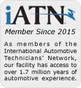 Silver Star Service Center has been an iATN member since 2015