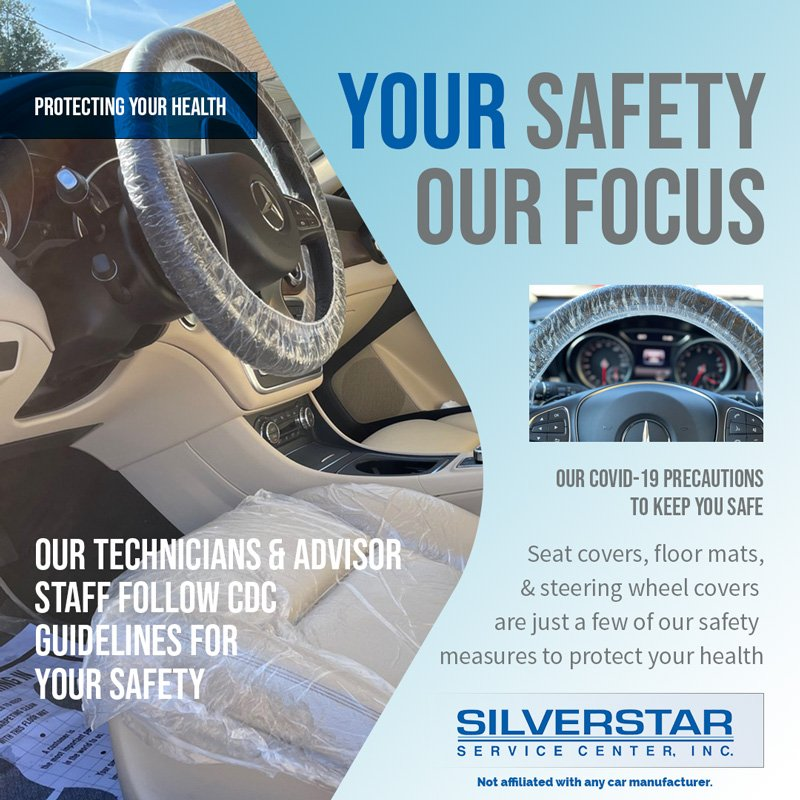 Your Safety, Our Focus