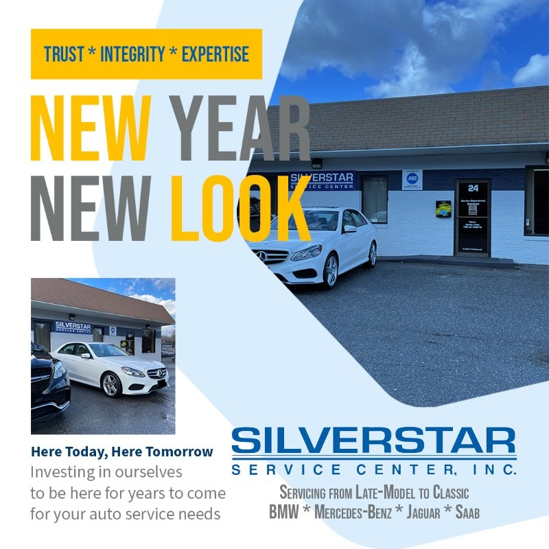 New Year New Look at Silver Star Service Center, Inc.
