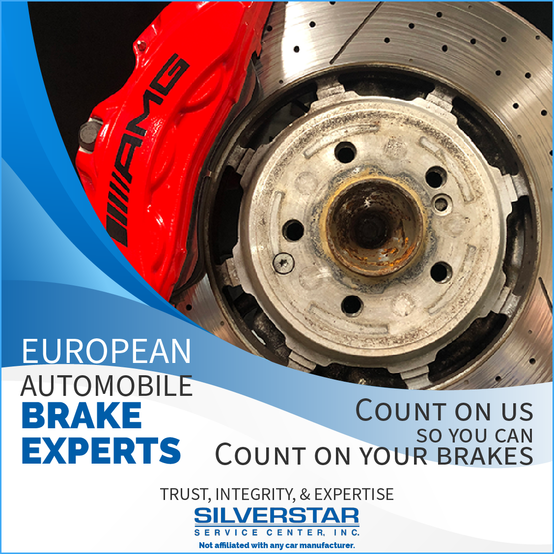 Silver Star Service Center, Inc. European Automobile Brake Experts