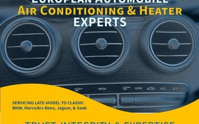 European Auto Air Conditioning & Heater Service Experts