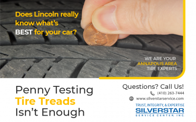 Should You Check Your Tread Depth with a Penny?
